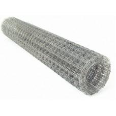 Сетка сварная кладочная (50х50х2) 1,5х50м цинк