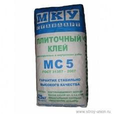 Клей плиточный МКУ, 25кг