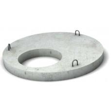 Крышка бетонная для колодца ПП-10-1
