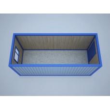 Блок-контейнер 1 (бытовка)