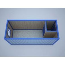 Блок-контейнер 2 (бытовка)