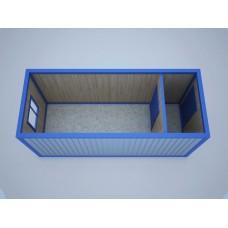 Блок-контейнер 3 (бытовка)