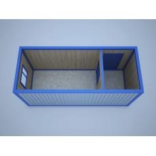 Блок-контейнер 4 (бытовка)