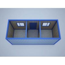 Блок-контейнер 6 (бытовка)