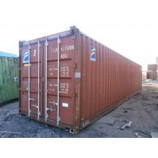 Сухогрузный контейнер 40 футов