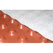Изостуд профилированная мембрана, размер (2х20м)