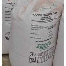 Калий хлористый (удобрение), мешок 50кг