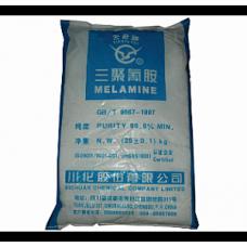Меламин, мешок 25кг