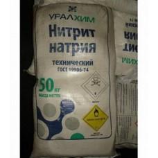 Нитрит натрия технический, мешок 50кг