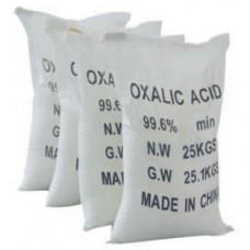 Щавелевая кислота, мешок 25кг