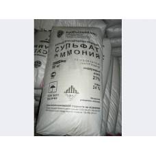 Сульфат аммония, мешок 50кг