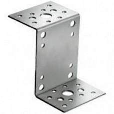 Крепежный уголок Z-образный 55х105х90