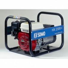 Аренда бензинового генератора SDMO HX 2500 S