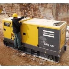 Аренда дизель генератора Atlas Copco QAS 125
