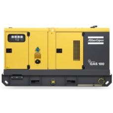 Аренда дизель генератора Atlas Copco QAS100