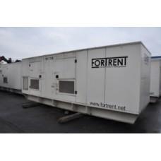 Аренда дизель генератора SDMO R550RC