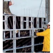 Аренда опалубки для фундамента и стен TAKKO