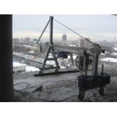 Электрические лебедки Geda AB 650Z