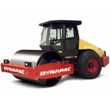 Каток грунтовый вибрационный Dynapac CA250/250D