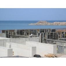 Опалубка для бетонирования стен и фундаментов Manto
