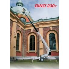 Прицепные телескопические подъемники Dino 230 T