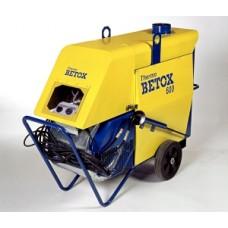 Тепловые пушки - дизельные обогреватели Termo Betox 600