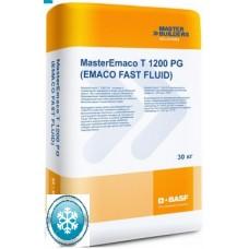 MasterEmaco T 1200 PG (Эмако FAST FLUID)-Ремонтный состав в сжатые сроки (зимний -10С*) 30 кг.