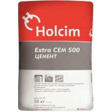 Цемент Holcim М500 Д20 50 кг