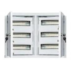 ЩРН-72 2 двери 550х565х120