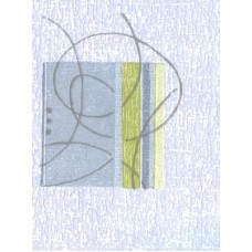 панель пвх цвет-№119 - Синий  туман ширина-25см длина-270см