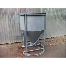 Бадья для бетона БН 1,0 (рюмка)