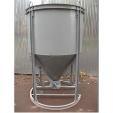 Бадья для бетона БН 2,0 (рюмка)