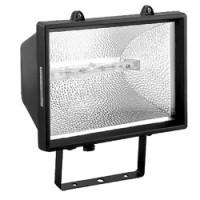 Прожектор галогенный 500 W чёрный