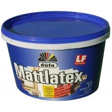 Краска DUFA белая латексная Mattlatex(4кг)