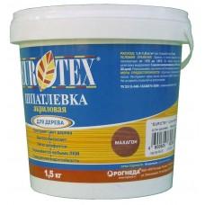 Шпатлевка для дерева Eurotex Махагон(1.5кг)