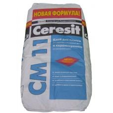 Плиточный клей Ceresit CM 11, 25кг