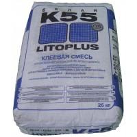 Клеевая смесь K55 Litoplus, 25кг