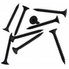 Саморез черный (3,8х64)