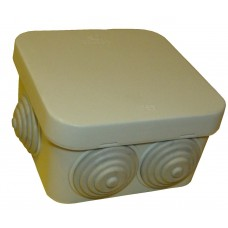 Распаячная коробка (100х100х50)