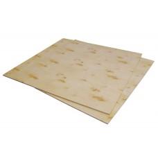 Фанера шлифованная (1.5х1.5мх10мм)
