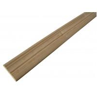 Наличник сосновый фигурный сучковый (90мм х 2.2м)