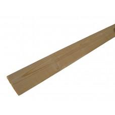 Наличник сосновый гладкий сучковый (80мм х 2.2м)