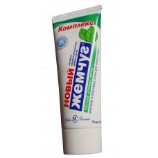 Зубная паста Новый Жемчуг Комплекс (75мл)