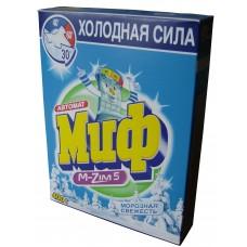 Порошок стиральный Миф автомат (400г)