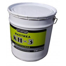 Мастика каучуковая Universal КН-3 (20кг)
