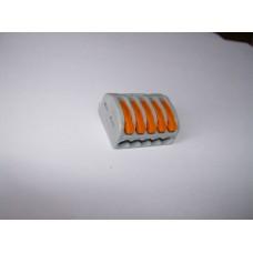 Соединитель кабеля 5-входов