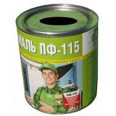 Профилюкс (черная) 0.9 кг