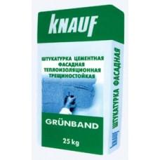 Штукатурка теплоизоляционная фасадная КНАУФ-Грюнбанд, 25кг