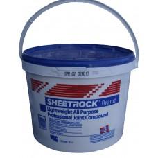 Шпаклевка облегченная Sheetrock (5кг)