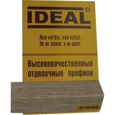 Уголок Ideal Дуб северный(2х2см)